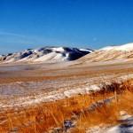 Климат и рельеф Даурского заповедника